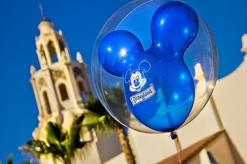 Free Pass Disneyland